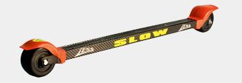 2010 – Lo skiroll con il feeling dello sci